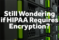 HIPAA Compliant Datacenter