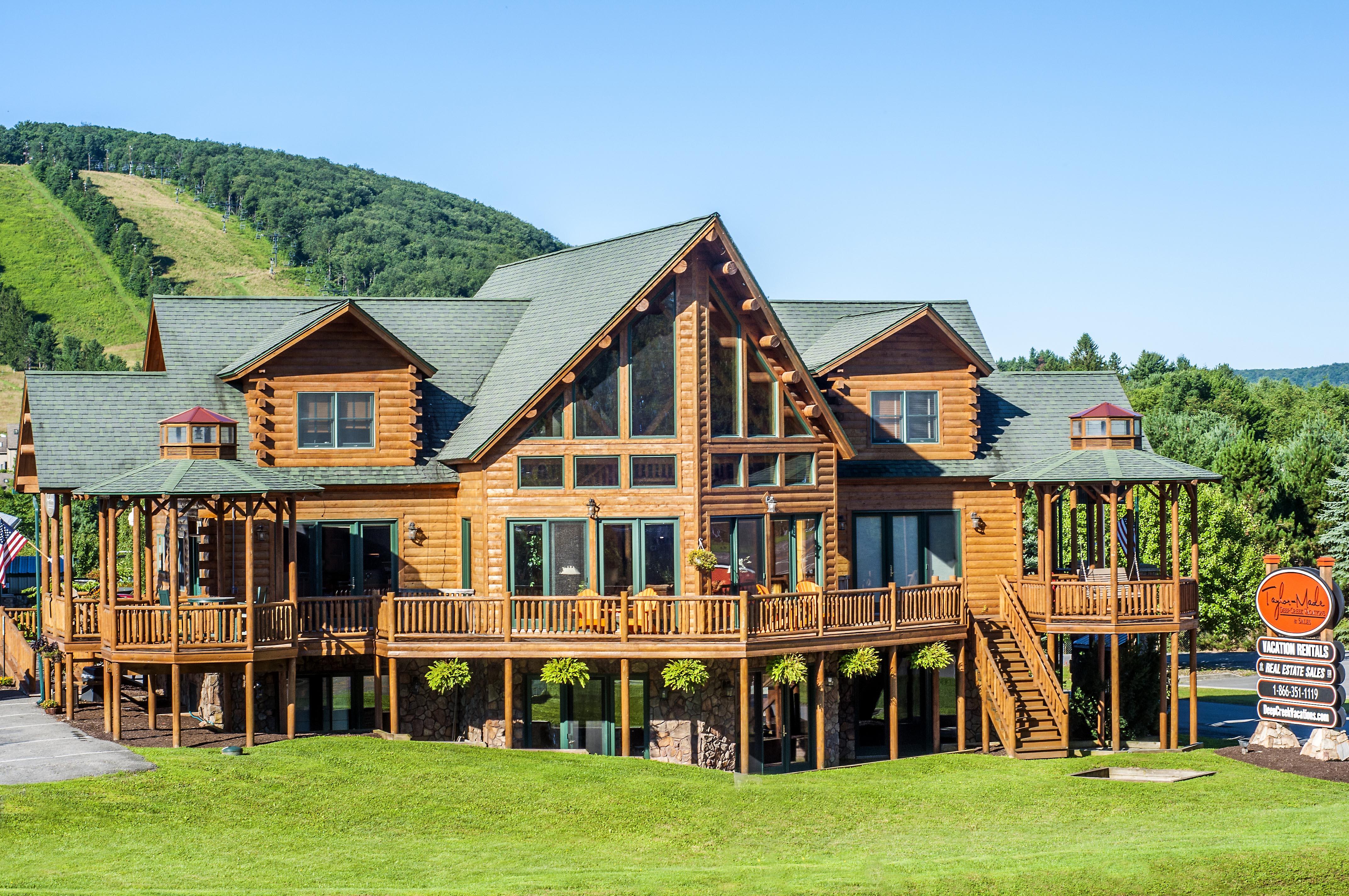 Taylor Made Deep Creek Vacations Sales Expands Vacation