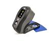 X-Rite Ci6x spectrophotometer measuring a plastic chip