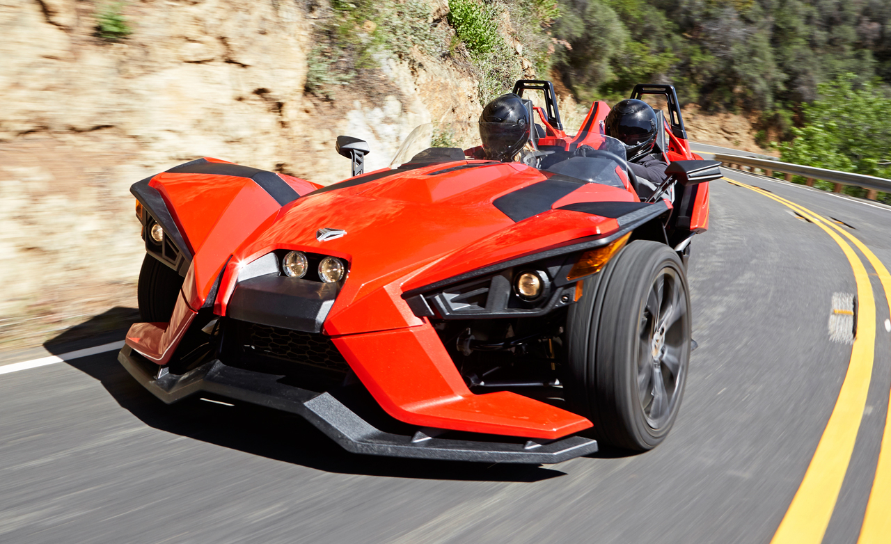 The Polaris Slingshot Is Coming To Pete S Cycle Co