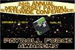 24th Annual NJ Statewide Payroll Conference in Iselin, NJ at the APA Hotel on October 6-7, 2016