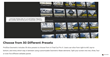 FCPX Plugin - ProSlice Geometric - Pixel Film Studios