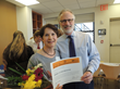 DOROT Volunteer Recognized by NYC Mayor