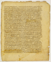A conventional photo of a page from the Jubilees palimpsest
