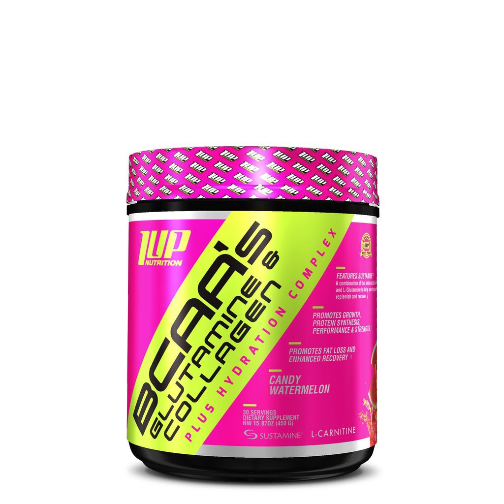 1 UP Nutrition Introduces Two New Workout Powders with Sustamine® L-Alanyl-L -Glutamine