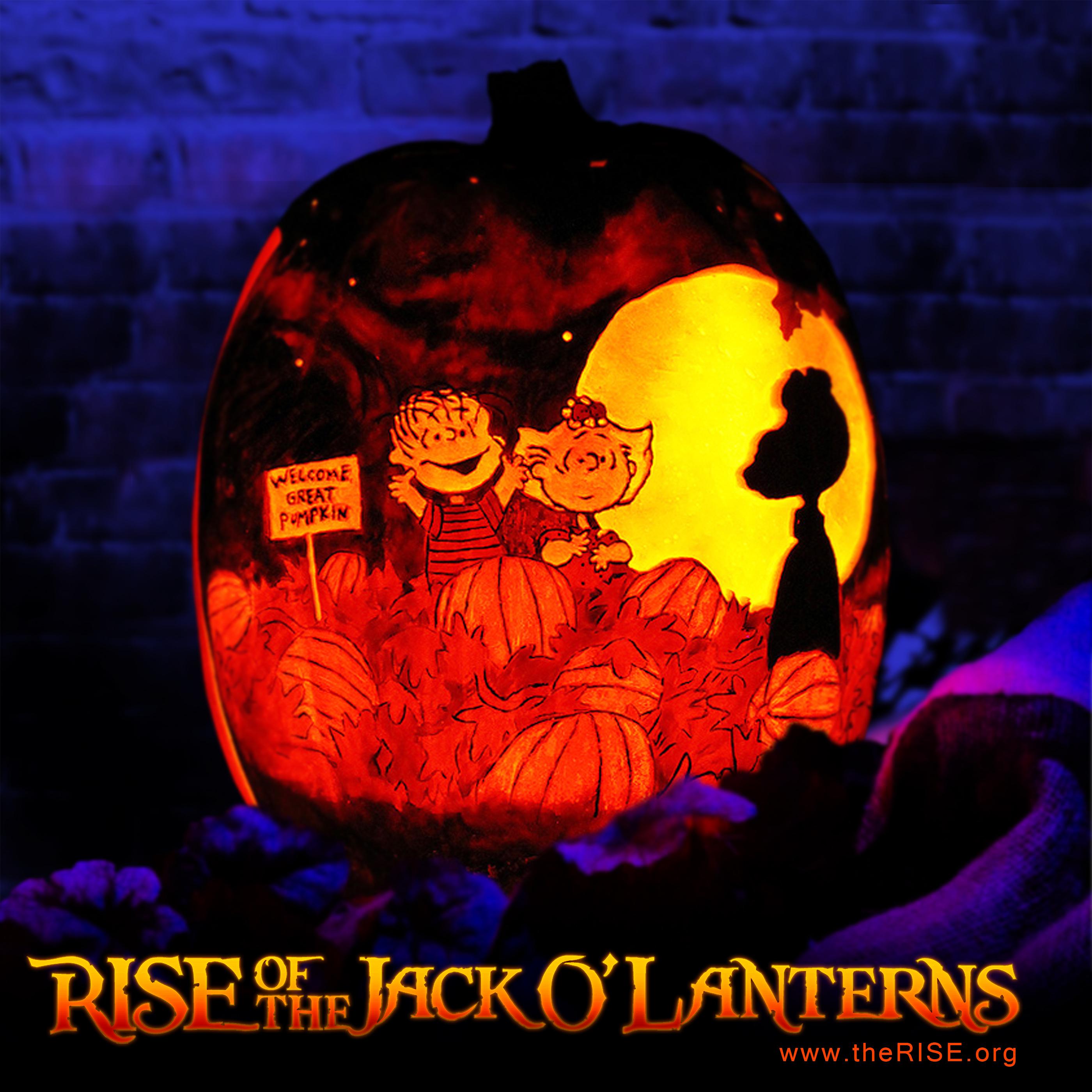 Jack O Lantern Westbury Gardens: RISE Of The Jack O'Lanterns Comes To Boston Seaport