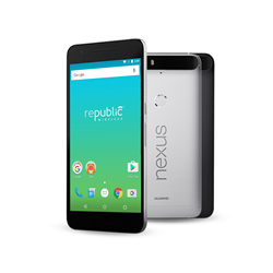 WiFi Calling innovator Republic Wireless is dialing up the pressure on the bigger carriers with a greatly expanded Android smartphone portfolio including the popular Google Nexus 6P by Huawei.