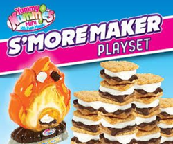 Miniature Food Toys - S'mores