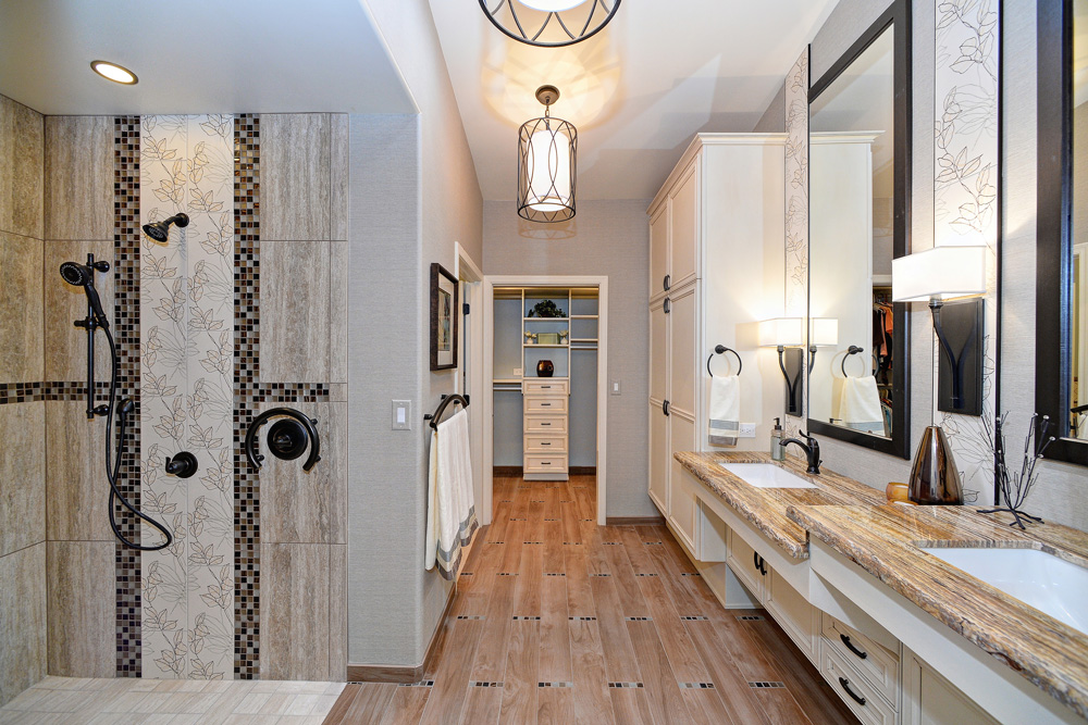 Bonnie Lewis Took Home Both Gold And Silver For Two Universal Design  Bathroom Remodels Completed In Scottsdale And Fountain Hills, Arizona.