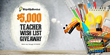 SignUpGenius Launches $5,000 Contest to Fulfill Teacher Wish Lists for Back to School