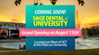Sage Dental of University Opening Soon