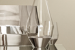 The Sommelier Collection, shown, is one of the product lines WRJ carries from Puiforcat, the last remaining silversmith in France.