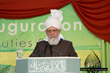 His Holiness Mirza Masroor Ahmad Urges Muslims to Counter 'Poisonous Religion' of Terrorism