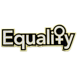 Woman's Equality Pin