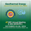 California to Host Ultimate Geothermal Energy Event in October