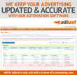 Adkast™ from Spherexx.com® Adds Advertising Syndication Source