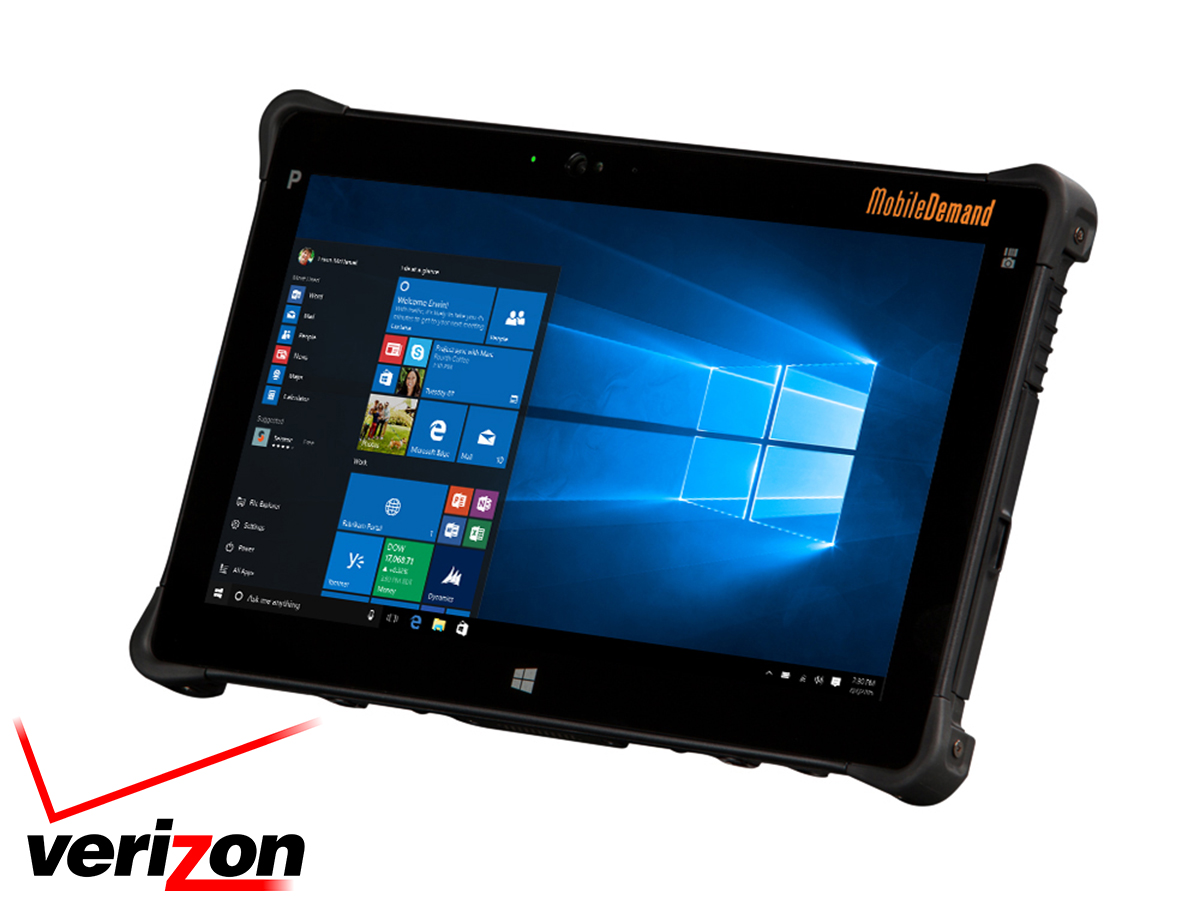 Mobiledemand Xtablet T1600 Rugged Tablet Now Certified For