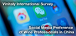 Vinitaly International Survey (part 1): Social Media Preference of Wine Professionals in China