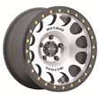 Method Race Wheels  MR105 Beadlock Machined Face Wheel