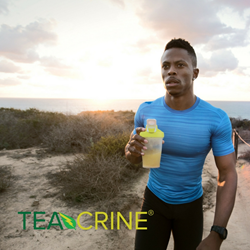 TeaCrine® is now featured in more than 120 products including pre-workouts, fatburners, nootropics and more.