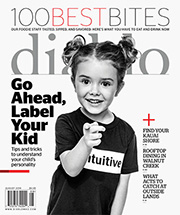August Diable Cover