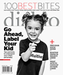 Parenting by Temperament--Home of Child Personality/Temperament Tests--Proud to Announce Being Featured in the August Issue of Diablo Magazine