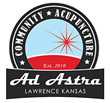 Ad Astra Community Acupuncture Recently Named Best Acupuncture Clinic in Lawrence KS for Second Year in a Row