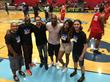 SportsGuru and Backpack Broadcasting Contributors at Nike Pro City