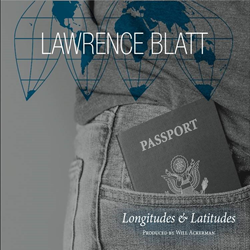 Album Art Longitudes and Latitudes