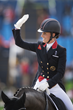 Queen Charlotte steals the show, but Germany leads the Olympic Dressage team rankings: FEI press release