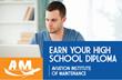 Aviation Maintenance School Announces New High School Completion Program