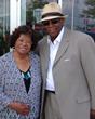 Katherine Jackson with Rych Kydd Producer Greg Coleman