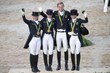 FEI: Normal Order Restored as Germany Takes 13th Olympic Dressage Team Gold