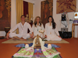 Shamanic Teacher Anahata Ananda Breathing Life and Consciousness into Austin, TX February 2017 with Shamanic Breathwork Ceremony at Black Swan Yoga Studio