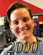2000th scuba diving Certification