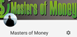 Masters of Money's YouTube channel. 