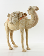 Chinese Tang dynasty pottery camel