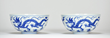 Chinese Blue and White Bowls