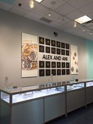 25 Silver Boutique is now open in Fox Valley Mall, and features an Alex and Ani mini-store inside.