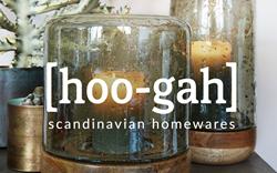 [hoo-gah] scandinavian homewares logo