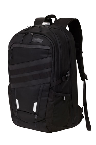 A B C Backpack By Klifit With Anti Theft Lock Built In