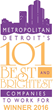 Billhighway Does it Again: Six Time Winner of Metro Detroit's 101 Best and Brightest Companies to Work For.