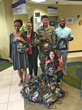 Andrews Federal Donates Backpacks and School Supplies