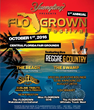 FloGrown Festival Announces Reggae Act Stick Figure as Headliner for Inaugural Event