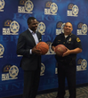 """Dallas Police, Pastors and Community Leaders Come Together for Basketball and Healing at """"Together We Ball"""""""