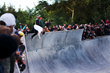 Monster Energy's Rune Glifberg, Danish Skateboarder, took third in Bowl at the CPH Open 2016