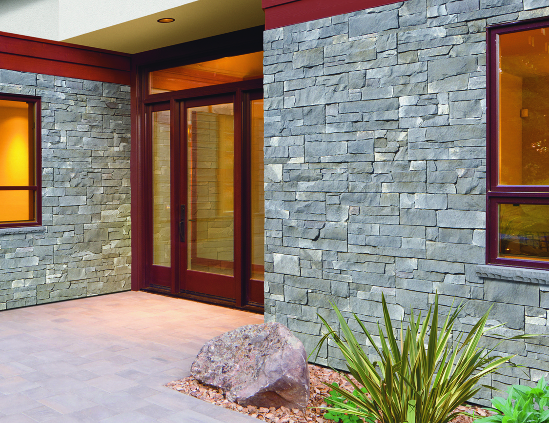 New Stonefa 231 Ade Architectural Stone Cladding System From