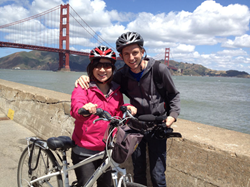 San Francisco Golden Gate Bridge Bike Tour from Viator
