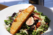 Fig & Goat Cheese Summer Salad byThe Restaurant at Leoness Cellars