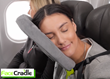 Viral Sensation FaceCradle Travel Pillow Receives 12-Million Views and Becomes Most Popular Product on Kickstarter